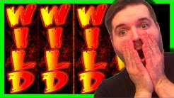 I LANDED ALL 3 WILD REELS! HUGE WIN!!! LIVE PLAY on Wildlife Slot Machine with Bonuses