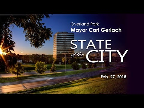 2018 Overland Park State of the City