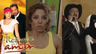 Un refugio para el amor - Capítulo 23: ¡Don Aquiles llega a la capital buscando a Luciana!