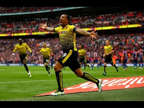 FA Cup: Watford beat Palace to reach semi-finals