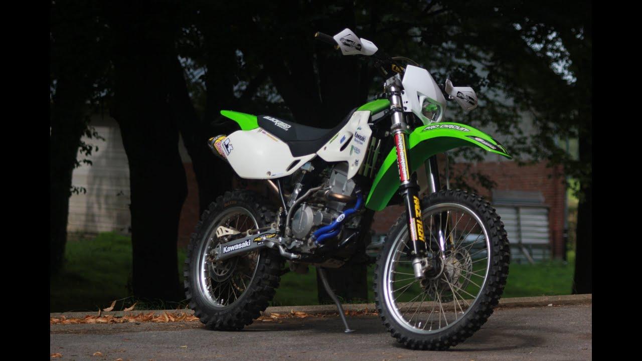 Kawasaki Hd Modified