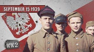 Poland on Her Own - WW2 - 003 September 15 1939