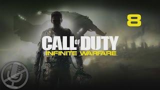 Call of Duty Infinite Warfare Прохождение На Русском На ПК Без Комментариев Часть 8 — Удар кинжала