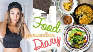 Gesundes Food Diary - Clean Eating - So ernährst du dich richtig - Ohne Diät zum Traumkörper