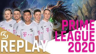 Prime League Week 1 Voice Comms | SK Prime vs Mouz & GL