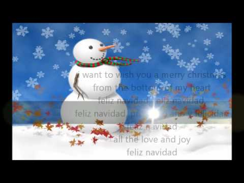 Feliz Navidad by Michael Buble and Thalia