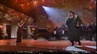 Shirley Caesar, Whitney Houston, Cece Winans - Heaven, Live!