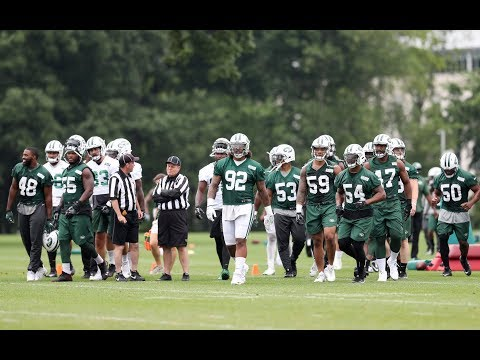 Jets rookie power rankings: Where are Sam Darnold, 2018 NFL Draft picks entering training camp?