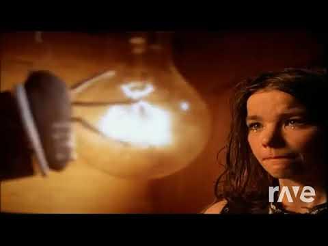 Behaviour The Bartman - Björk & The Simpsons ft. Michael Jackson | RaveDJ