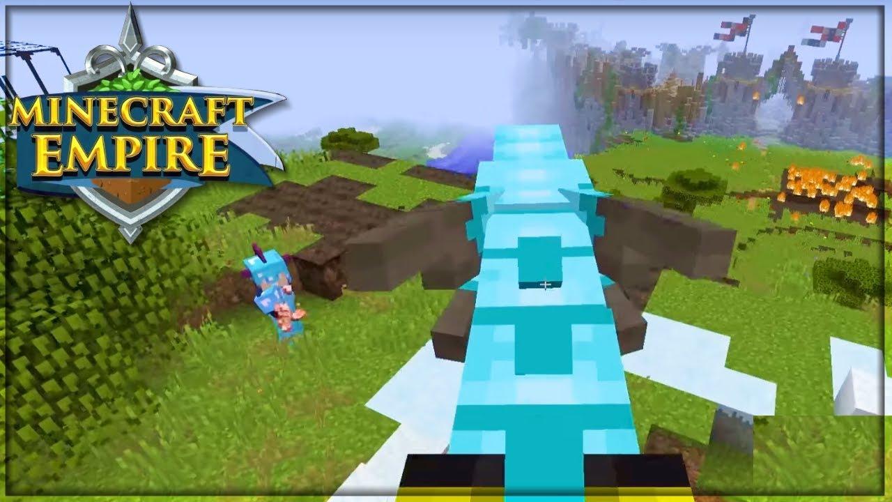 Keine Freunde Minecraft Empire Balui Gamerstime - Minecraft empire spielen