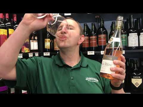 Ponts Du Rhone Côtes Du Rhône Rosé | One Minute of Wine Episode #490 - click image for video