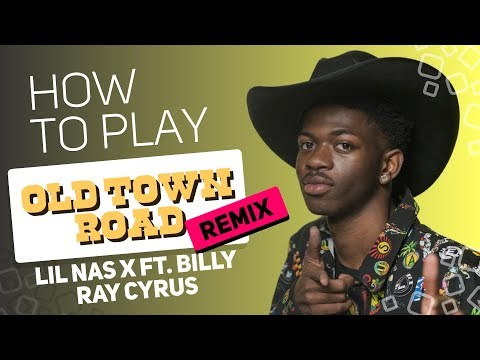 Lil Nas X Ft Billy Ray Cyrus - Old Town Road REMIX  | SUPER PADS KIT BANJO REMIX