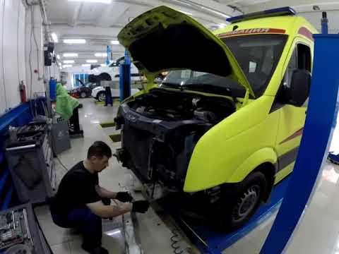 Ремонт коммерческого транспорта / Кареты скорой помощи