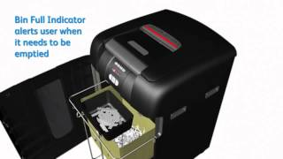 Auto+ 500X Shredder from ACCO Brands