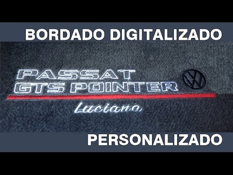 7e7a175200 Camisetas Volkswagen - Bordado Digitalizado - CARmisaria - YouTube