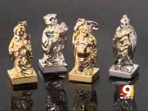 Art of War Chess Set , webFEAT , Channel 9 News , Cincinnati