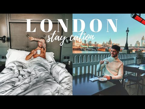 LONDON HOTEL STAYCATION | SEA CONTAINERS HOTEL