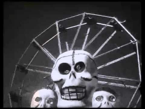 que viva mexico sergei eizenstein dia de los muertos