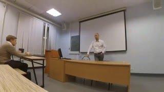 Как создать стартап, который гарантированно будет успешен(«Как создать стартап, который гарантированно будет успешен», выступление в Санкт-Петербургском Экономичес..., 2015-12-02T14:32:34.000Z)
