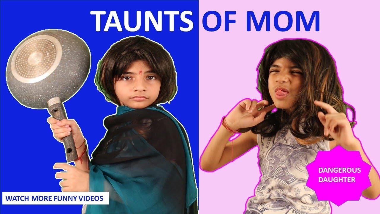 Những lời chế nhạo nổi tiếng của các bà mẹ Ấn Độ I Https://www.youtube.com/c/funwithanaghaadriti