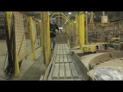 Concrete Roof Tile Production