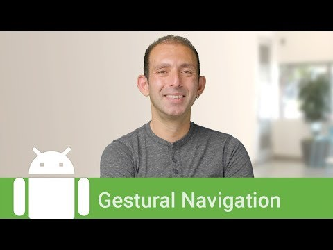 Android 10: Gestural navigation
