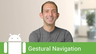 Android-Q: Gestische Navigation