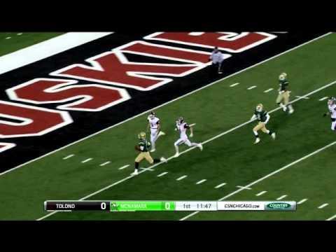 3A State Championship Highlights:  Bishop-McNamara 50, Tolono Unity 7