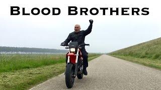 Blood Brothers (Iron Maiden) Acoustic - BLAZE BAYLEY on vocals - Thomas Zwijsen's NYLON MAIDEN