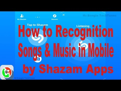 How to Identify a Songs in Android Mobile Use Shazam