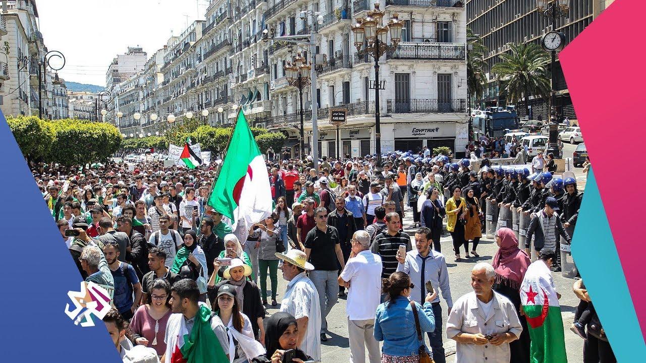 قناة العربي:العربي اليوم | الجزائر .. الحوار مع العسكر