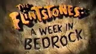 (VERY RARE) Boomerang (USA): The Flintstones: A Week In Bedrock Promo (December 15-21, 2003)