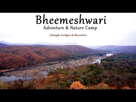 Bheemeshwari Adventure & Nature Camp - Jungle Lodges Resorts