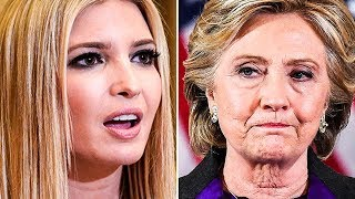 Ivanka Trump Swears Her Private Email Use Wasn't As Bad As Hillary's