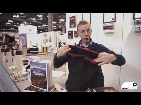 Paramo Dark Cloth demonstrated by Joe Cornish