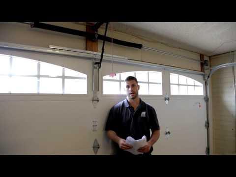 Garage Door Cannot Open