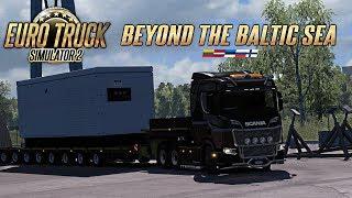 Scania V8 Engine Sounds   Euro Truck Simulator 2