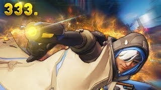 #1 ANA GOD | Overwatch Daily Moments Ep. 333 (Funny and Random Moments)