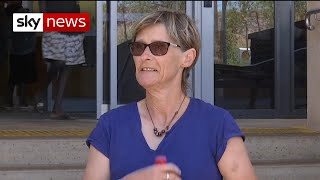 Outback survivor fears for husband and friend