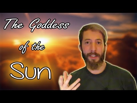 Introduction to: The Goddess Sunna
