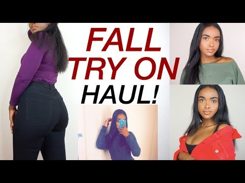 Affordable FALL TRY ON HAUL + How to Save Money