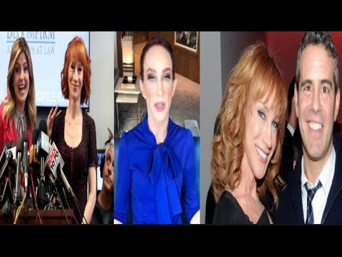 Download Youtube: Kathy Griffin GOES OFF on Lisa Bloom, Andy Cohen and TMZ's Harvey Levin 👀☕️