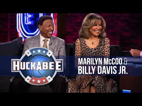 Marilyn McCoo & Billy Davis Jr. Talk 50 YEARS Of Marriage In Entertainment | Huckabee