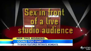 Couples Have Sex for an Audience in English TV Show