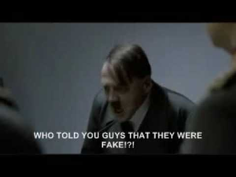 Hitler finds out Pokemon aren