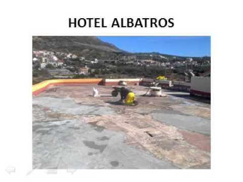 Waterproofing of Roofs etc