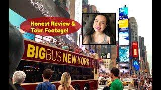 Big Bus Tour Review