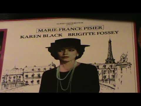 CoCo CHANEL  Chanel Solitaire *1983 Original Soundtrack