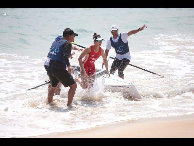 2021 World Rowing Beach Sprint Finals - Day 1, Timetrials