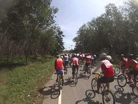 MTB 6/7 จักรยานเสือภูเขาทางเรียบ & เสือหมอบ อ.นาทวี จ.สงขลา